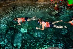 Escolhendo o equipamento de snorkel