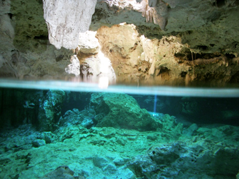 underground river cancun
