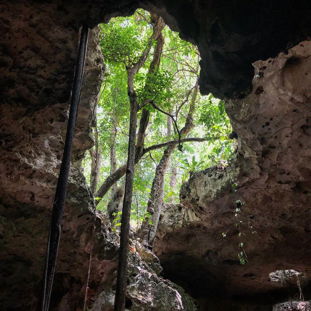 cavernas subaquáticas