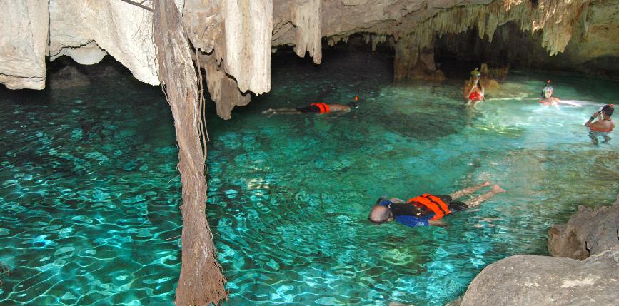 cenote maya, les cenotes